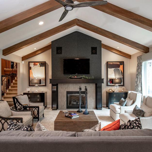 Gates Mills Living Room