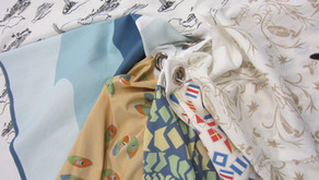The Great Lakes Collection: Fabrics that reflect Lake Living