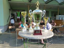 Pokale 1. - 3. Platz