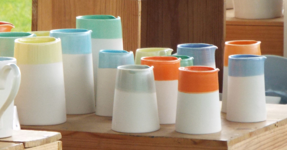 Jo Beckett ceramics