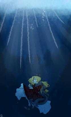 Drowning in an Ocean of Tears