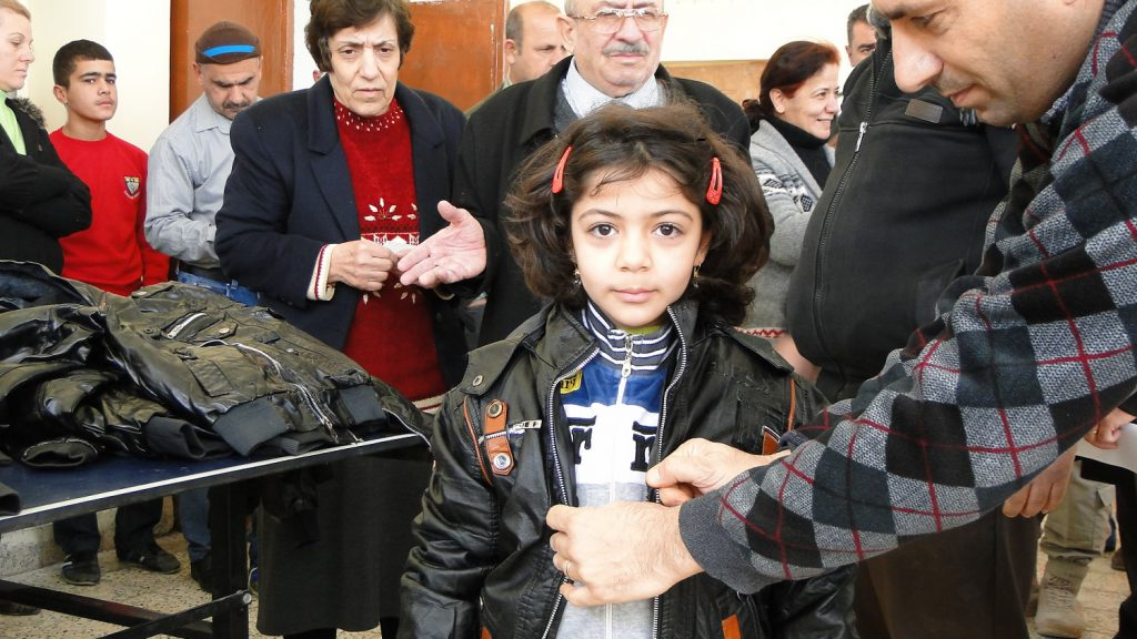 Hope in Syria
