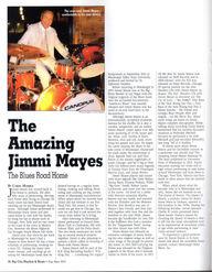 Jimmi Mayes