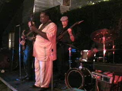 Jesse Robinson and the Knee Deep Band