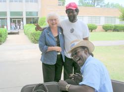Bill HowlNMadd, Willie King & Carol