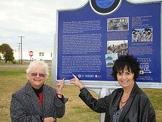 Parchman Farms, Carol and Peggy, Blues Marker .JPG