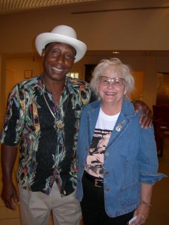 David Lee and Carol