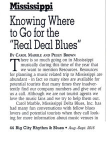 Real Deal Blues