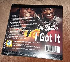 Back Cover - I Got It
