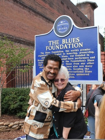 Bobby Rush and Carol