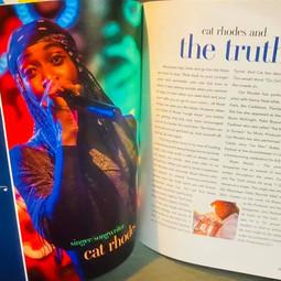 Featured in Amuse Magazine