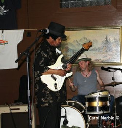 Mickey Rogers and Jimbo Mathus