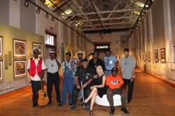 Mississippi Living Legends Musicians