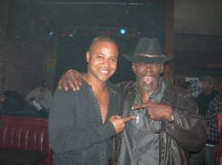 Cuba Gooding Jr and Bill Howl-N-Madd Per