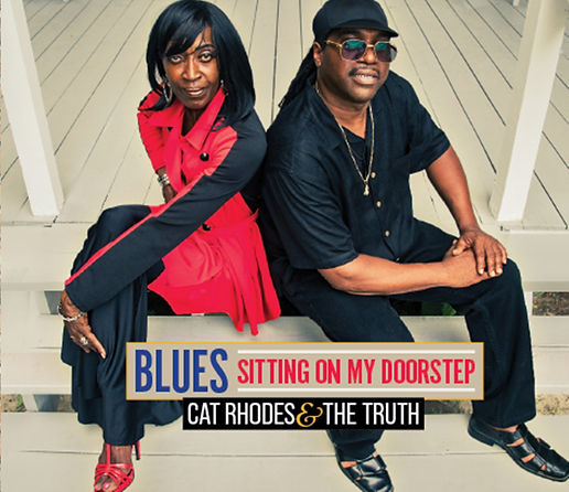 Blues Sitting On My Doorstep