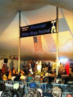 Way of Blues Revue in Davenport, Iowa