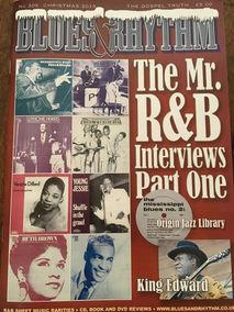 Blues and Rhythm and King Edward .JPG