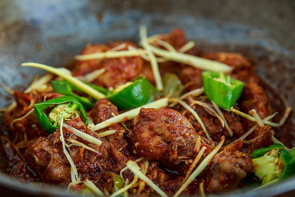 Chicken Karahi - full of flavor chicken