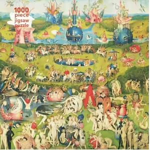The Garden of Earthly Delights: 1000 piece art puzzle