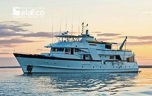 La mejor manera de conocer Galapagos es viajando en el Yate Beluga