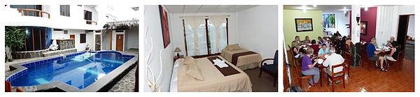 Paquete Santa Cruz + Tour de Bahía Hotel Turista