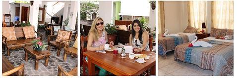 Paquetes con boleto y alojamiento en Hotel Galápagos Dream