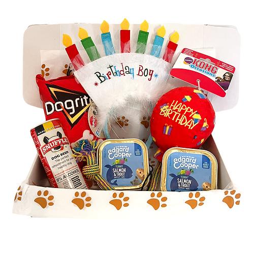 Birthday Box - Dog Boy