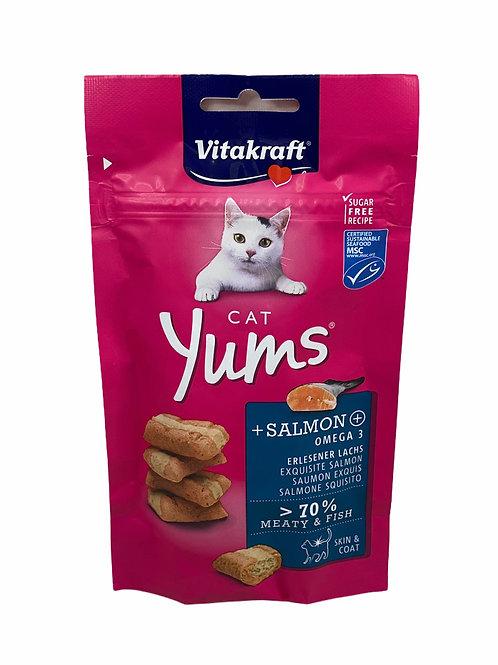 Salmón Cat Yums