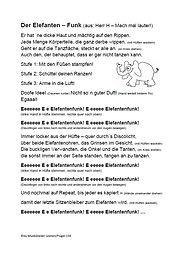 AB158 Der Elefantenfunk mit Bewegungen (