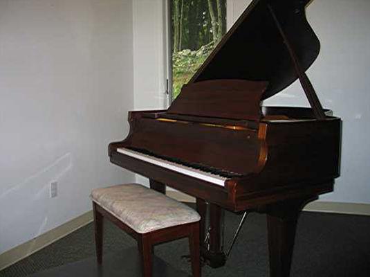 Music Instruction Studio at Enchanted Garden Studio Two