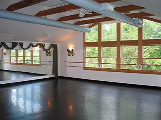 Dance & Drama Studio at Enchanted Garden Studio One