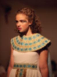 cleopatra monologue performance
