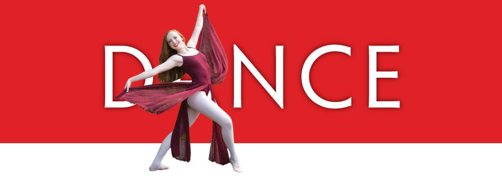 Dance title banner