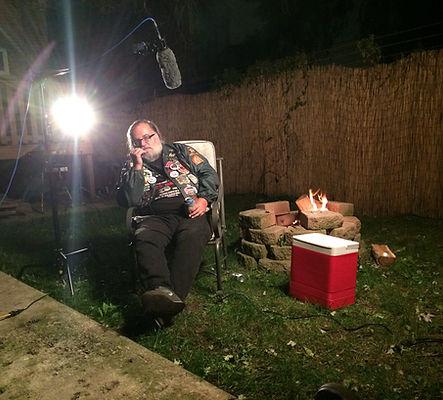 Howard interview sleeze lake.jpg
