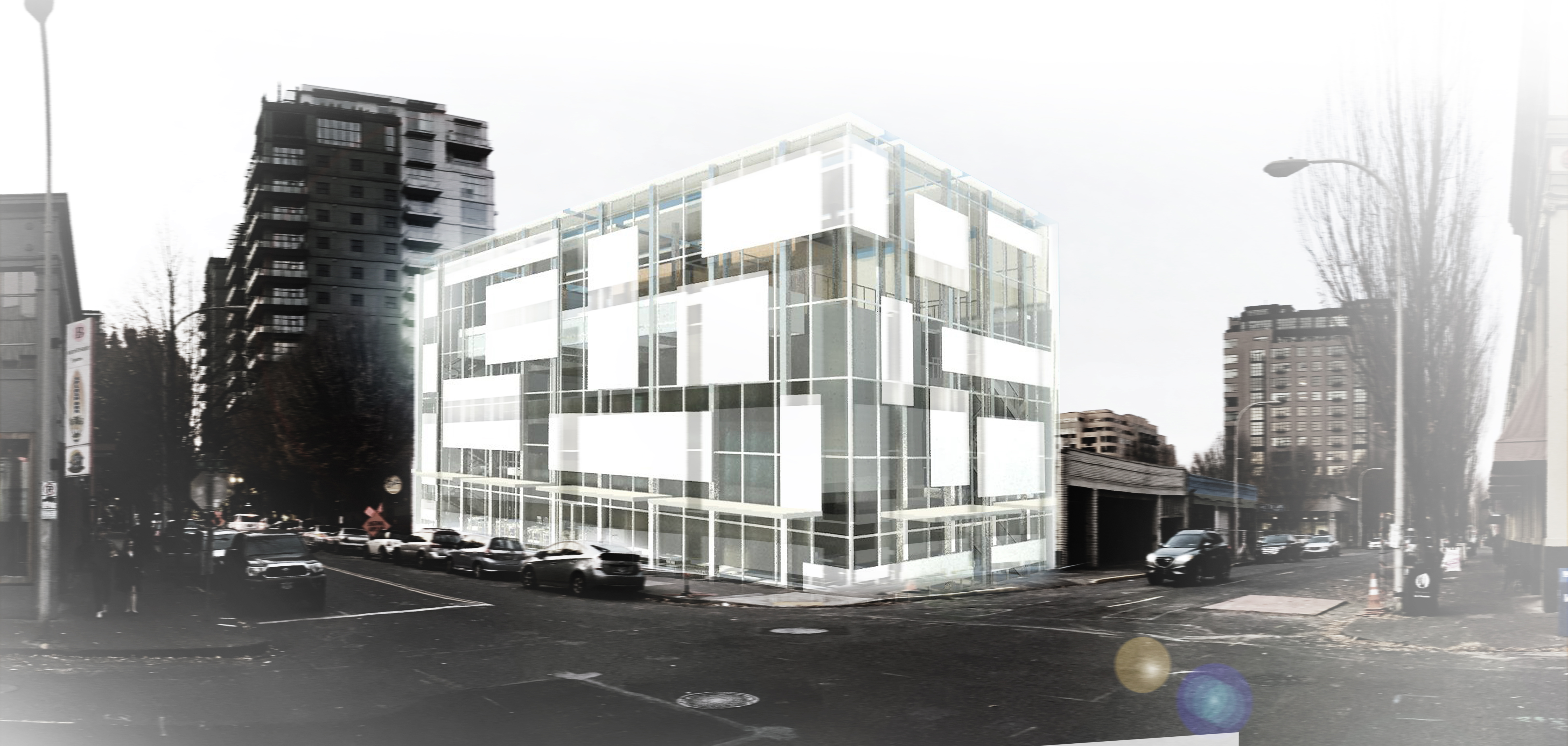 Corner View2 rendering2