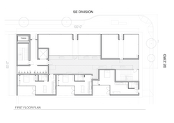 Final Review board-08 1st floor plan