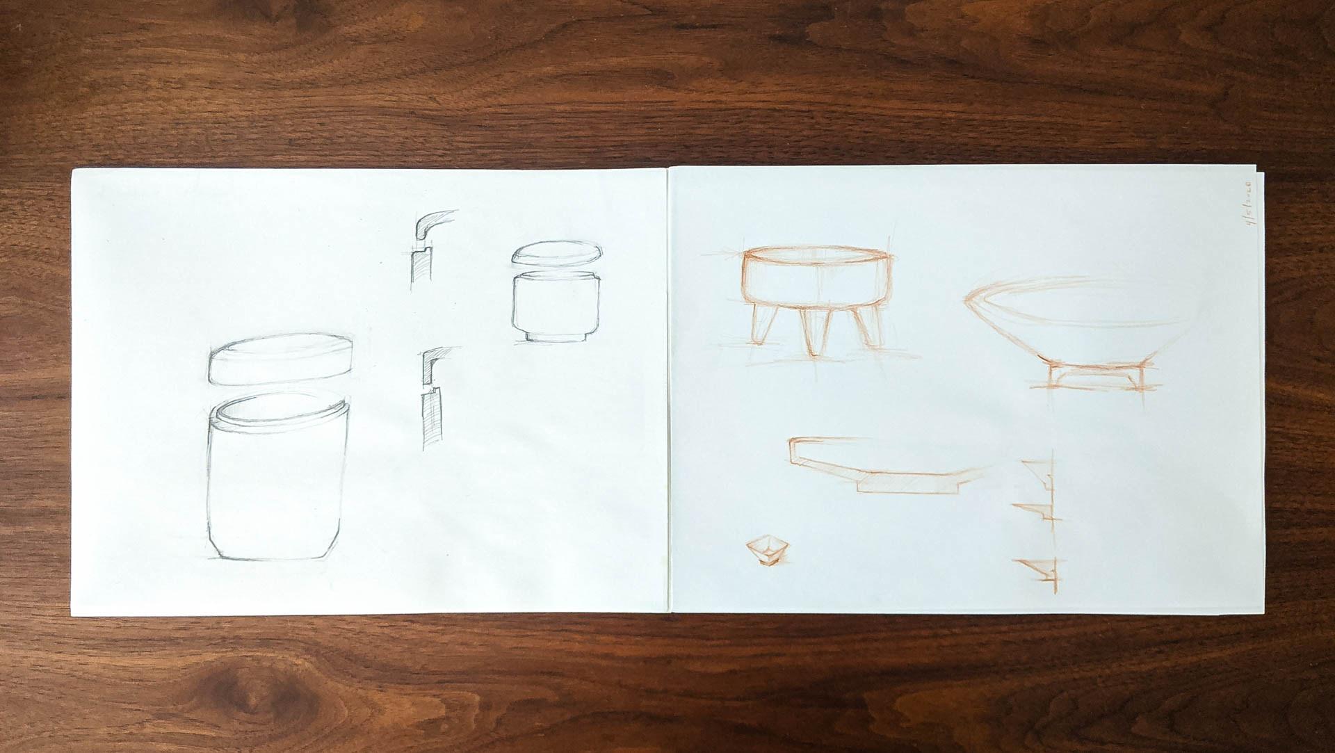 Lidded Jar / Bowl