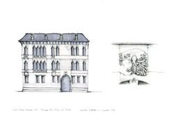 Venetian Palazzo in Vicenza