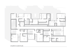 Final Review board-05 4th floor plan