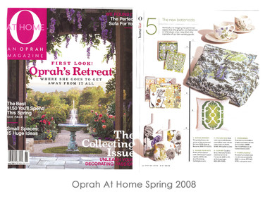 Oprah at Home Spring 2008