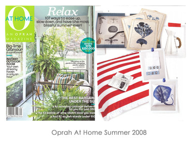 Oprah at Home Summer 2008