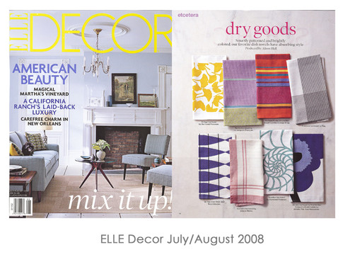 ELLE Decor Jul/Aug 2008