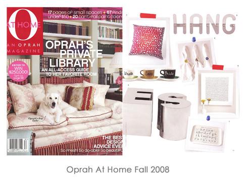 Oprah at Home Fall 2008