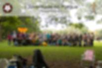 Foto oficial da I Juventude no Parque da JELB-DP