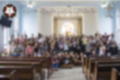 Foto Oficial do VI Retiro Distrital da JELB-DP