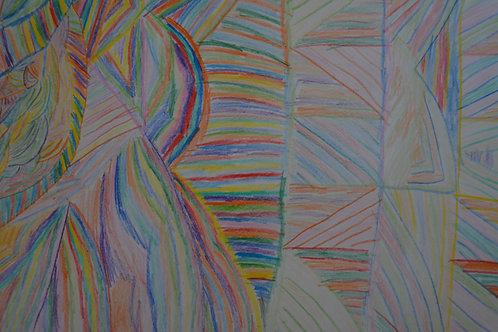 Isaiah's pencil art
