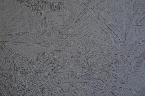 Isaiah Pencil Art