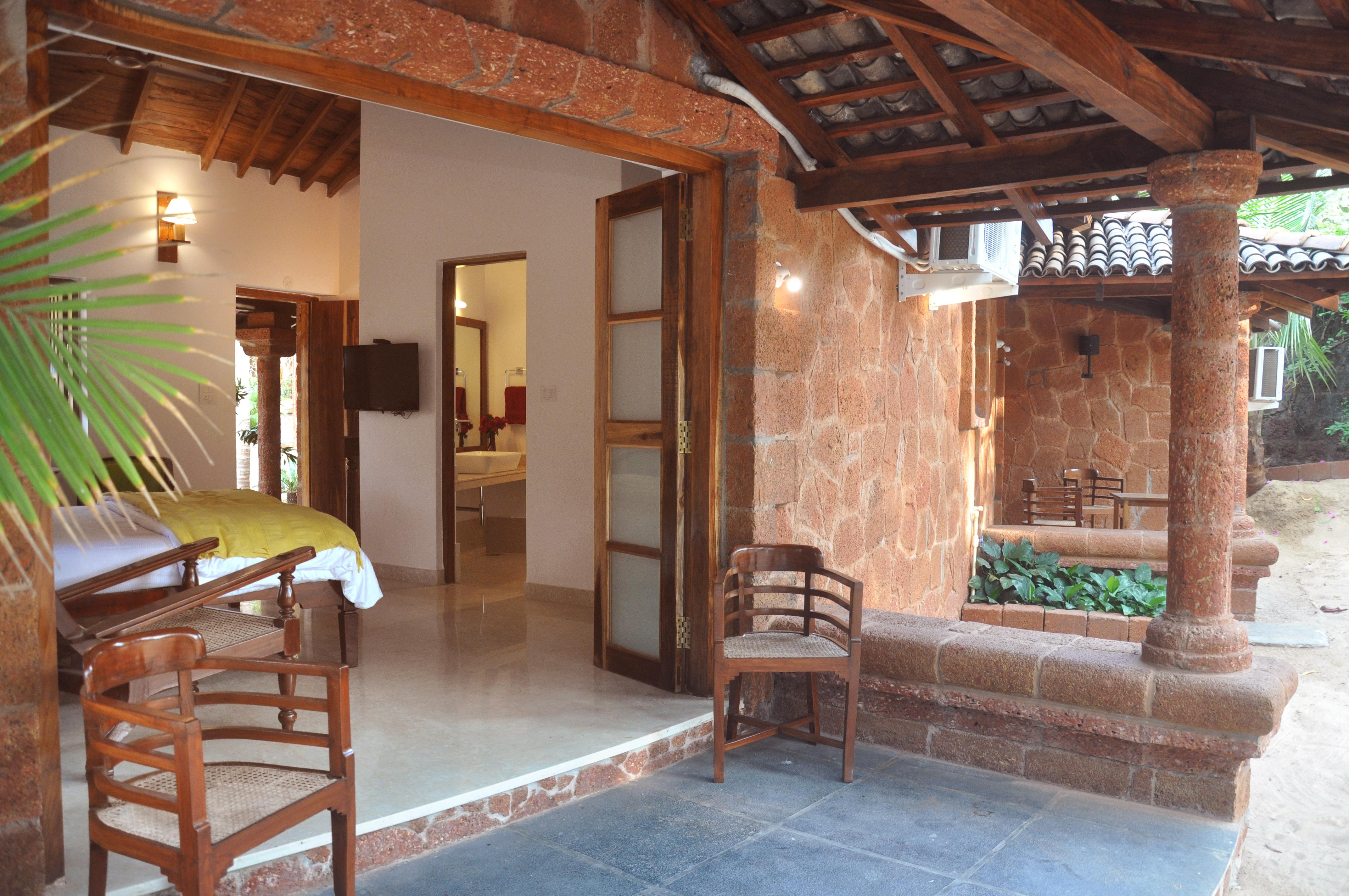 ~Villa balcony~