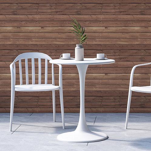 Bistro Table - White