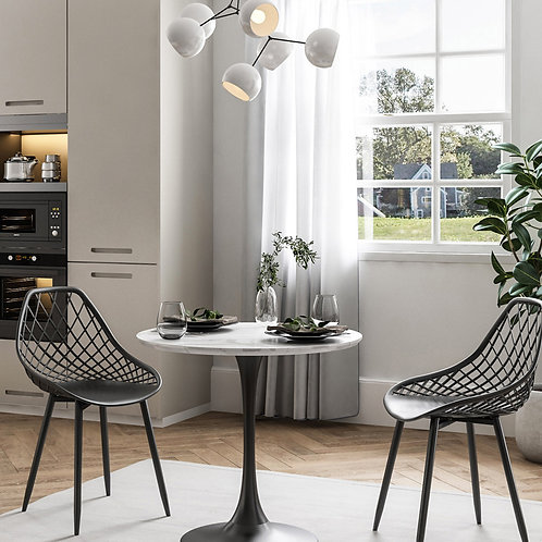Kurv Dining Chair (2 Pack)